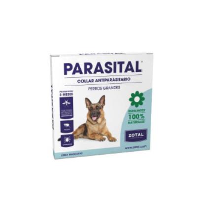 Parasital collar antiparasitario natural