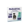 Parasital collar antiparasitario natural con efecto repelente. Para perros