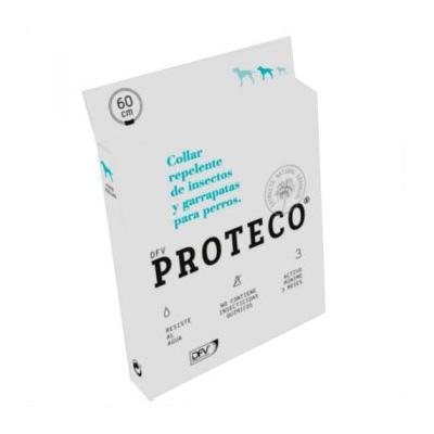 Collar repelente antiparasitario Proteco