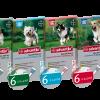 Advantix pipetas antiparasitarias perros medianos 10-25 Kg 1