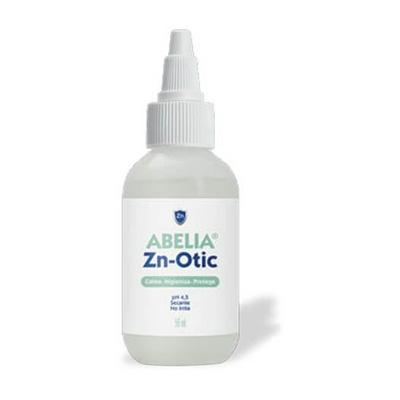 Abelia Zn-Otic Limpiador de oídos con Zn y ácido bórico