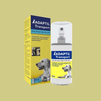 Adaptil Transport Spray para que tu perro viaje tranquilo