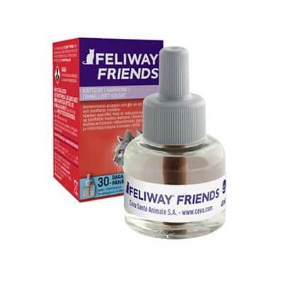 Recambio Feliway Friends para convivencia gatos en el hogar