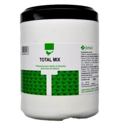 Vitaminas para aves en polvo Total Mix FBL
