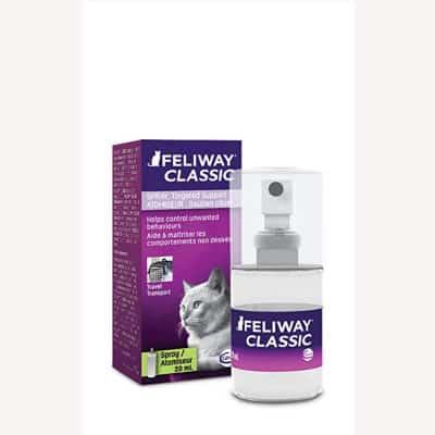 Feliway Travel Spray