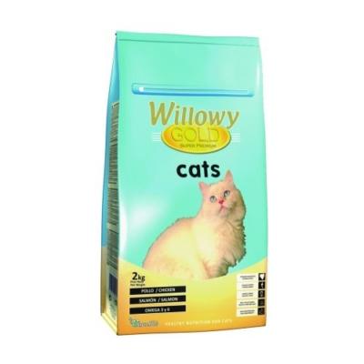 Willowy Gold Cats pienso premium para gatos a buen precio