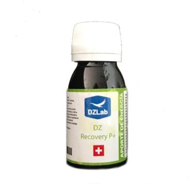DZ Recovery P+ reconstituyente para palomas. Aporte de energía